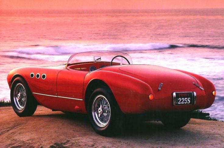1952 Ferrari Vignale Sports Racing Spider