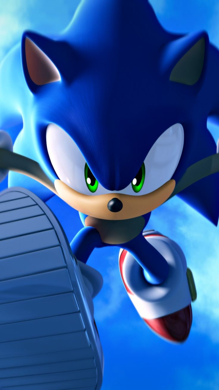 Sonic the Hedgehog iPhone Wallpaper Best Movie Poster