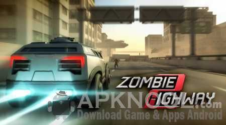 Zombie Highway 2 With MOD APK 1.4.3