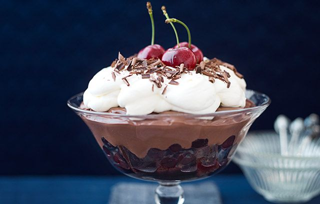 Pin by Addy on Dessert - Trifle & Mousse | James martin ...