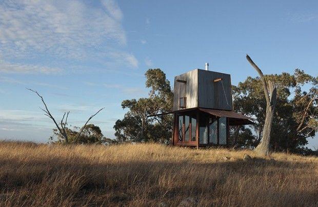 Permanent Camping par Casey Brown Architecture - Journal du Design