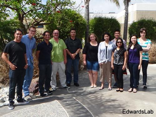 Edwards Lab Ecology