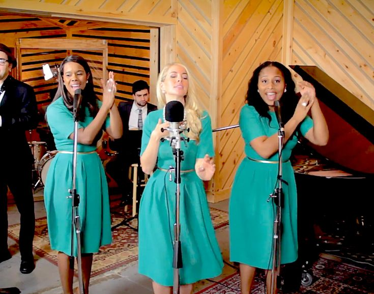 This '60's style cover of 'Jealous' by Nick Jonas will have you snapping along