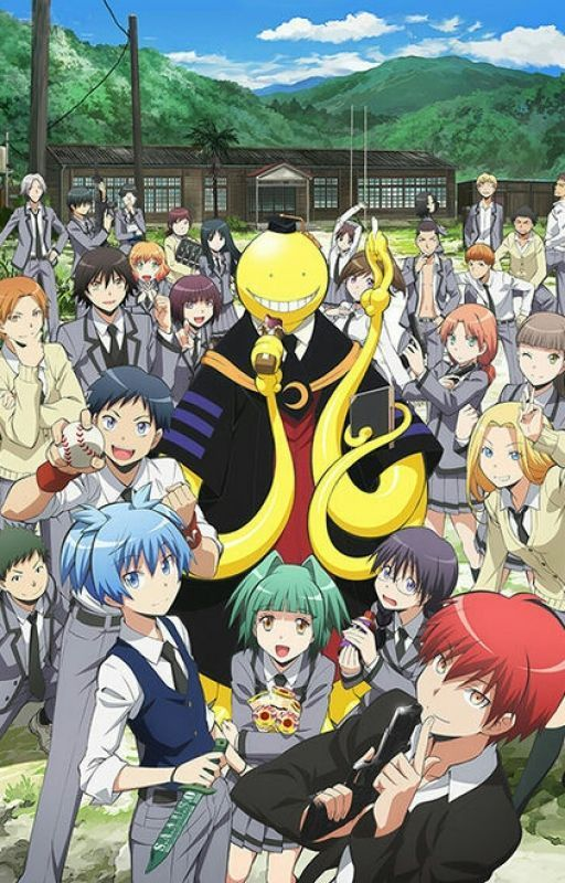 Assassination Classroom Anime Staffel 1 Ger-Sub