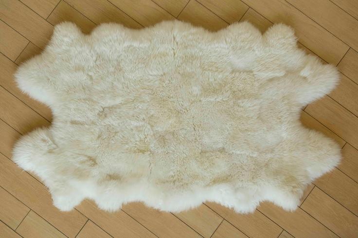 Овчина натуральная. Ковры и прикроватные коврики из овчины натурального окраса (Аргентина, Новая Зеландия) | Мир Ковров UA