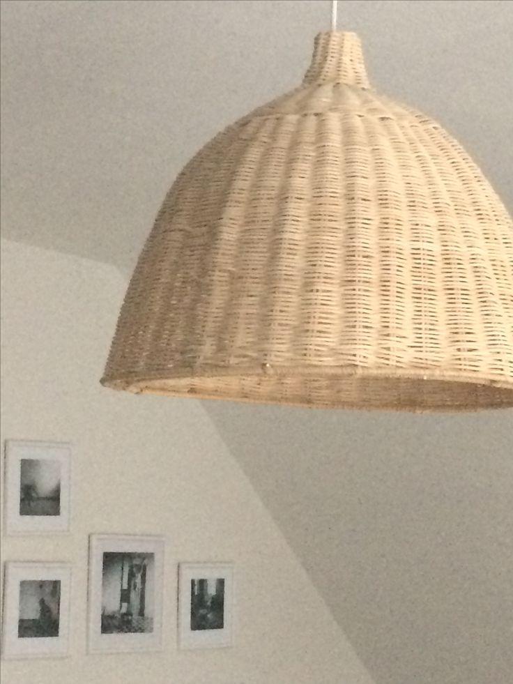 wowen rattan lamp
