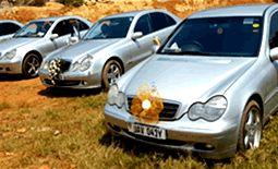 wedding cars http://www.tristarafricaskimmersafaris.com/wedding-car-hire-uganda.html