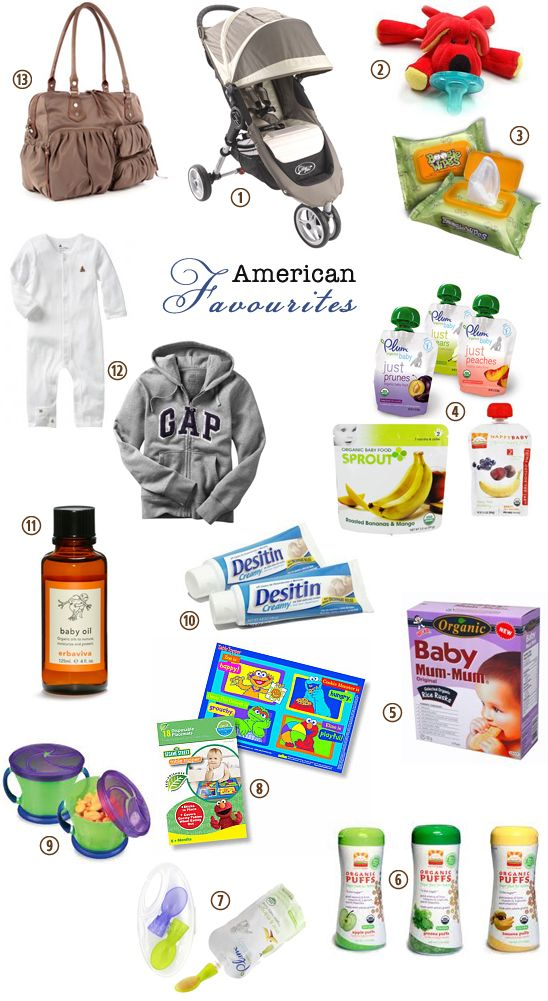 american-favourites