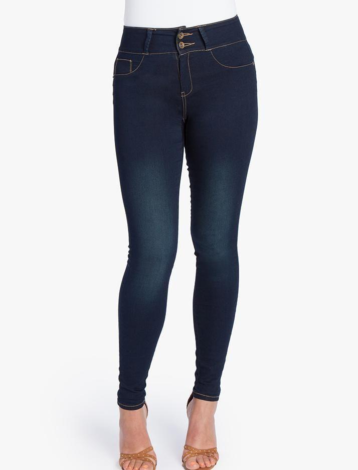 Утягивающие джинсы MyFit в Костанае