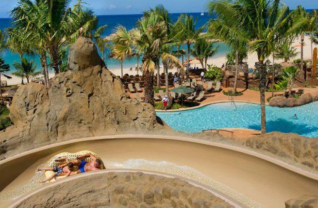 Best Hotel Spas On Oahu