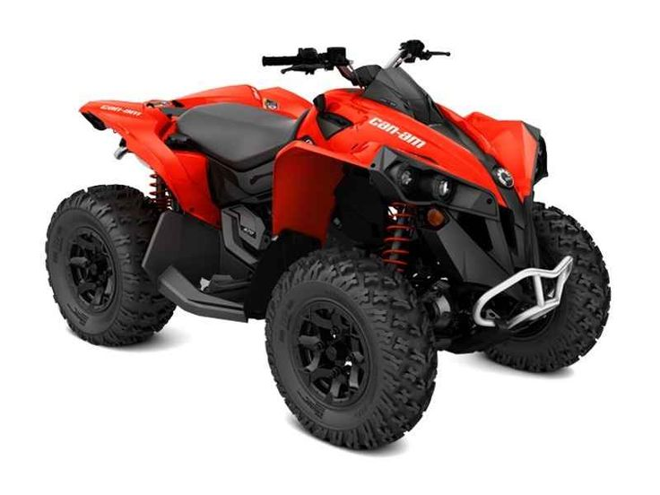 New 2017 Can-Am Renegade 850 ATVs For Sale in North Carolina. 2017 Can-Am Renegade 850,
