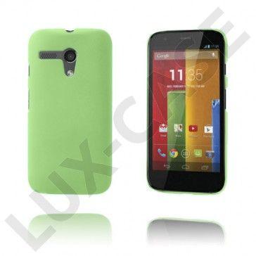 Hard Shell (Grønn) Motorola Moto G Deksel