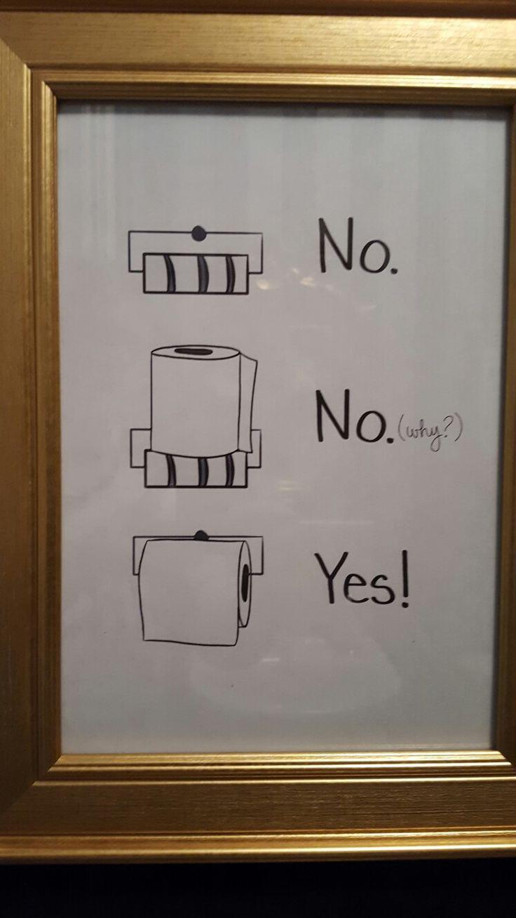 Toilet decor, funny toilet wall art, toilet picture