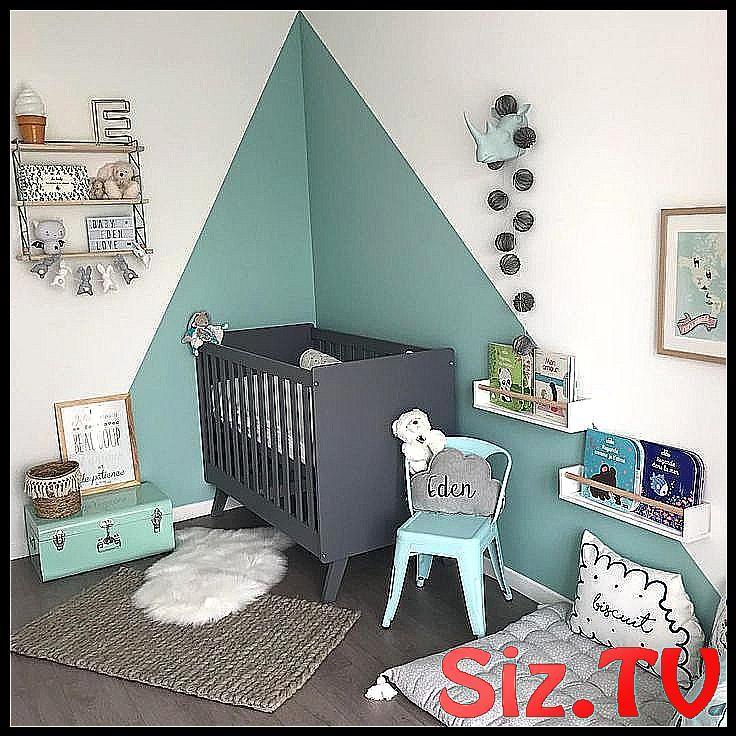 33+ Chambre bebe gris bleu blanc inspirations
