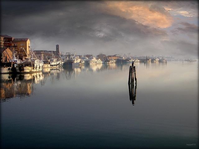 #Chioggia - #Italy
