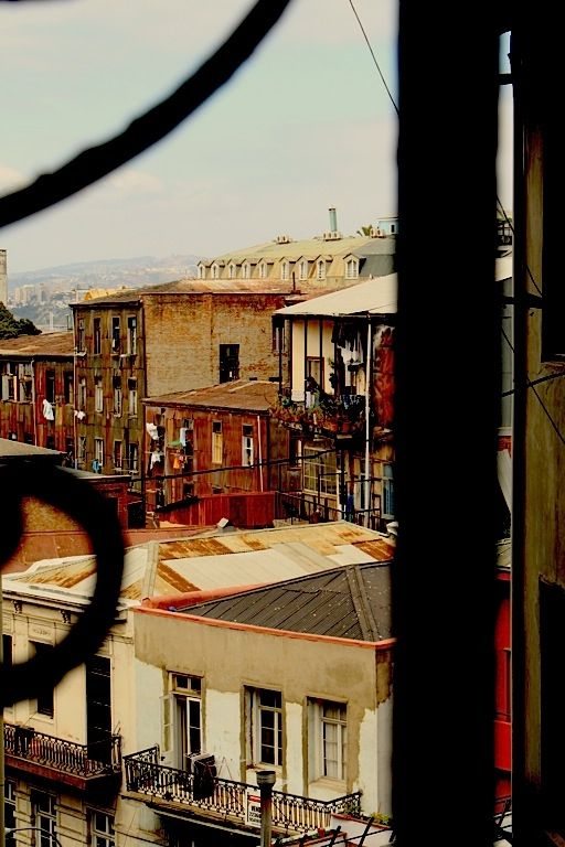 Valparaiso. gritty, beautiful, and hidden