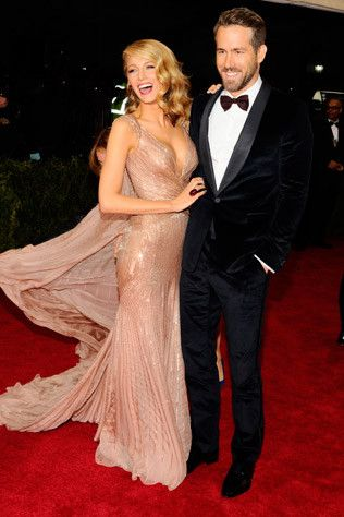 Ryan Reynolds talks about becoming a first-time father with wife Blake Lively - Vogue Australia
