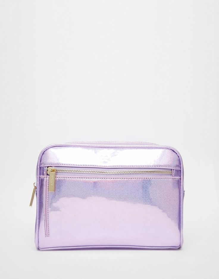 Image 1 of Skinny Dip Holographic Make Up Pouch
