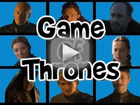 game of thrones opening titles