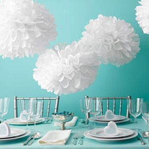 Une idée originale et facile à réaliser pour une décoration ephémère, soit très colorée soit sobre et élégante. Voici une idée simple et rapide pour la déco évènementielle, comme un mariage par exe…
