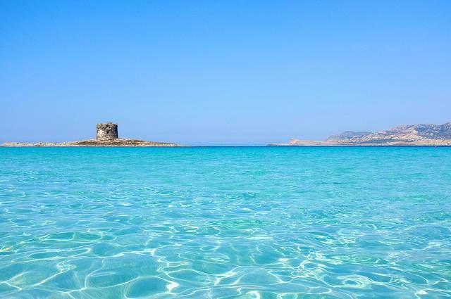 La Pelosa, Stintino (Sassari), Sardegna #sea #mare #italy