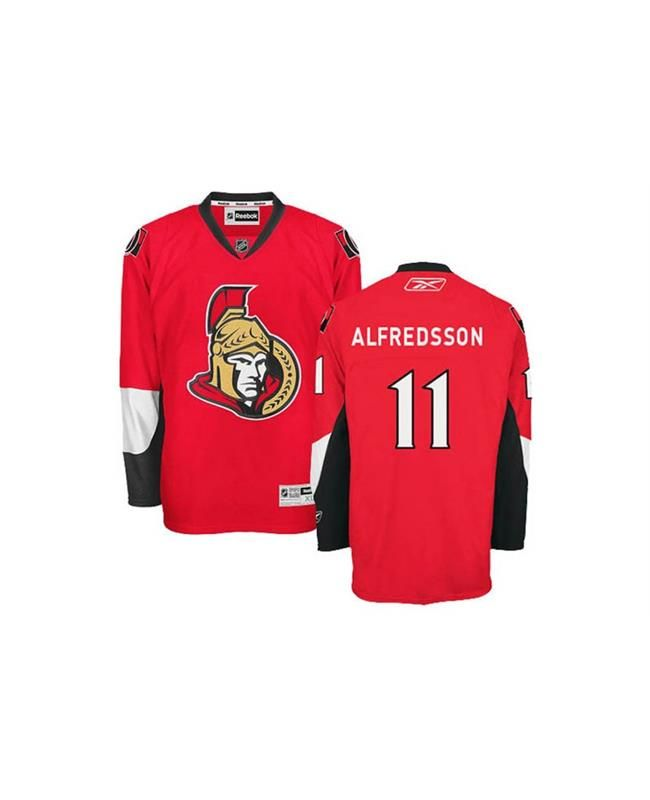 #DanielAlfredsson #Jersey #OttawaSenators#11 #Jersey #RedOttawaSenators #Jersey Do you exude Ottawa Senators enthusiasm from the moment you wake up until you go to sleep at night? Now you can continue to show that dedication throughout the whole day by wearing this Daniel Alfredsson Daniel AlfRed sson Red Home Jersey. This jersey features bold Senators and Daniel Alfredsson graphics, which are sure to let everyone around you know which team and player you're fighting for this season.