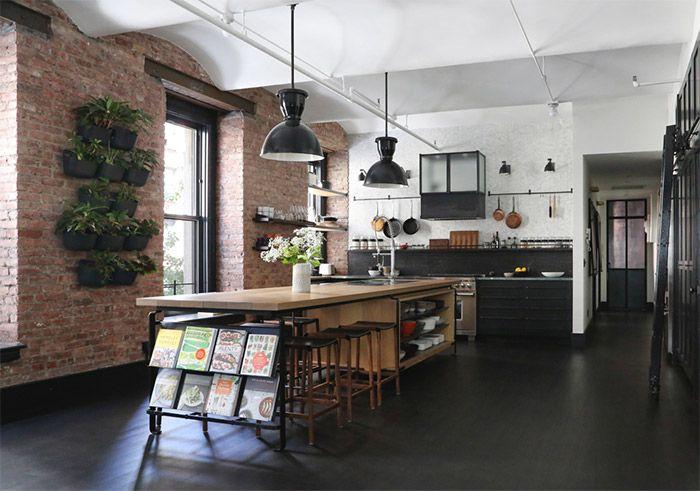 Industrial Style. Diseño Industrial. Decoración Industrial para tu hogar. Ideas Estilo Industrial.
