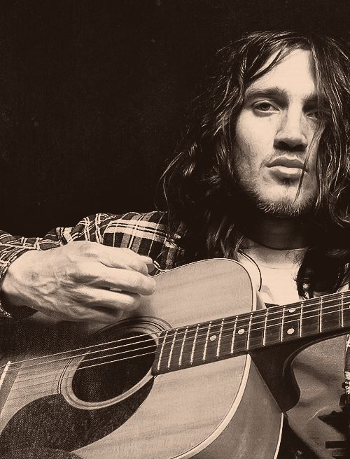 John Frusciante. Perfection.