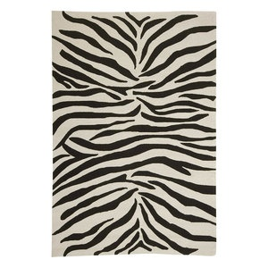 Jaipur Rugs Coastal Living - Indoor / Outdoor Party Lines Ebony /