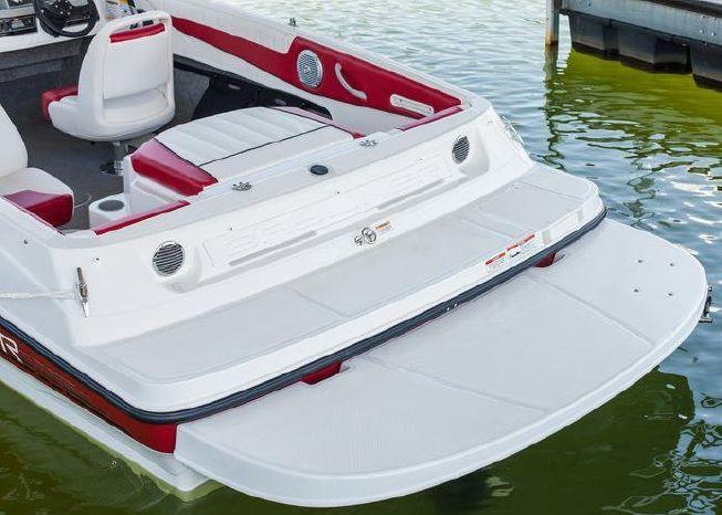 2015 Bayliner 185 Bowrider (Red) - Windermere Aquatic in United Kingdom - Windermere Aquatic