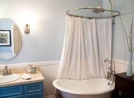 Image result for shower over freestanding bath