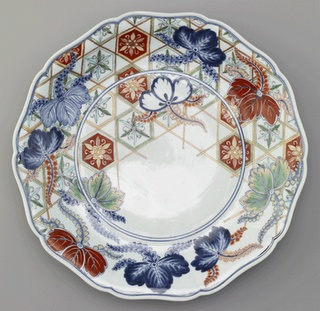 Edo Period (1603-1868) Arita ware made 1690-1720