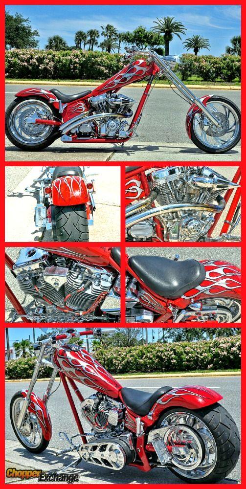 2004 American IronHorse - Texas Chopper