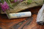 Peppermint and Lavender Lip Balm