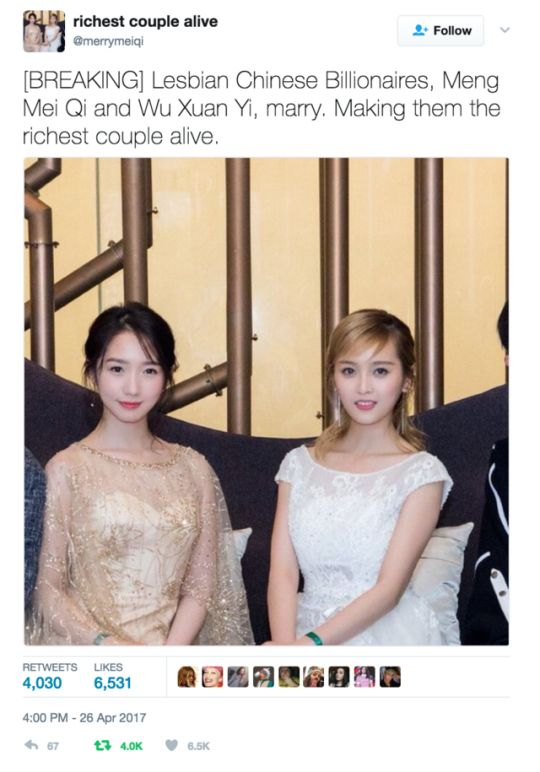 just like… imagine these parents trying to set a(n?) heiress up with another heiress to do this so they fake date but eventually they end up falling…