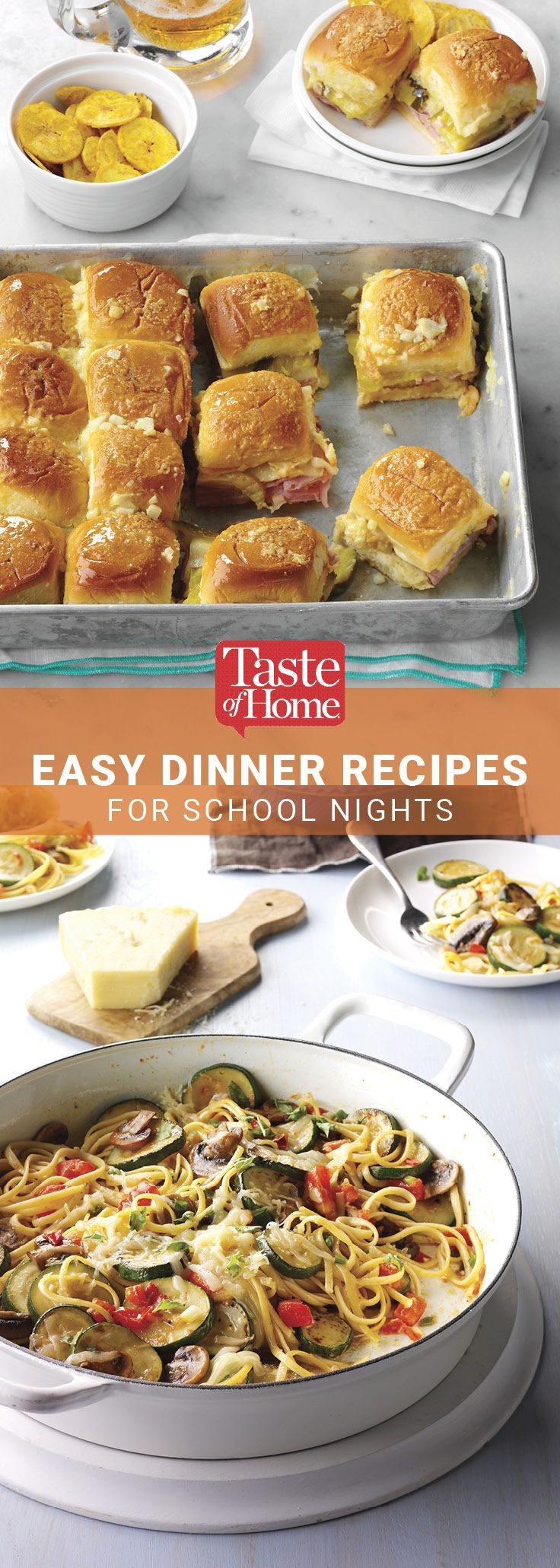 55 best Back-to-School Recipes and Tips images on Pinterest