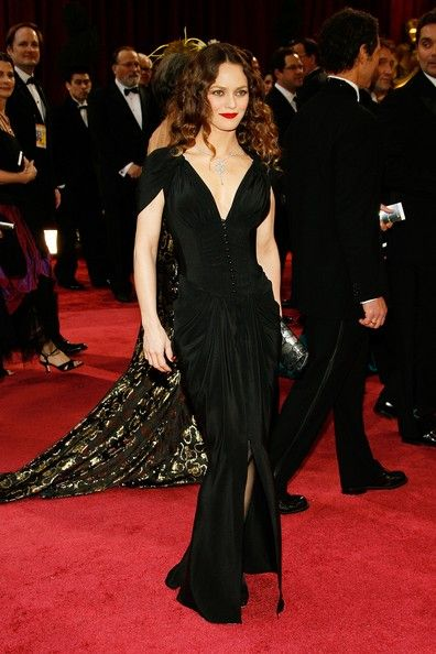 Vanessa Paradis Photos: 80th Annual Academy Awards - Arrivals