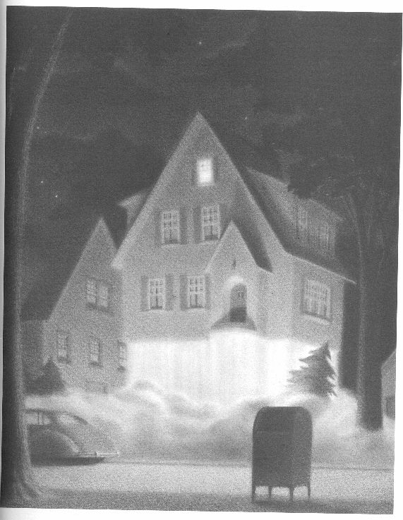 Chris Van Allsburg's The Mystery of Harris Burdick