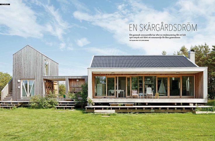 Modernt hus A2451  www.willanordic.se