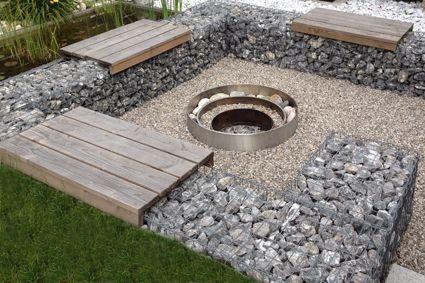 Garten und Teich: Garten