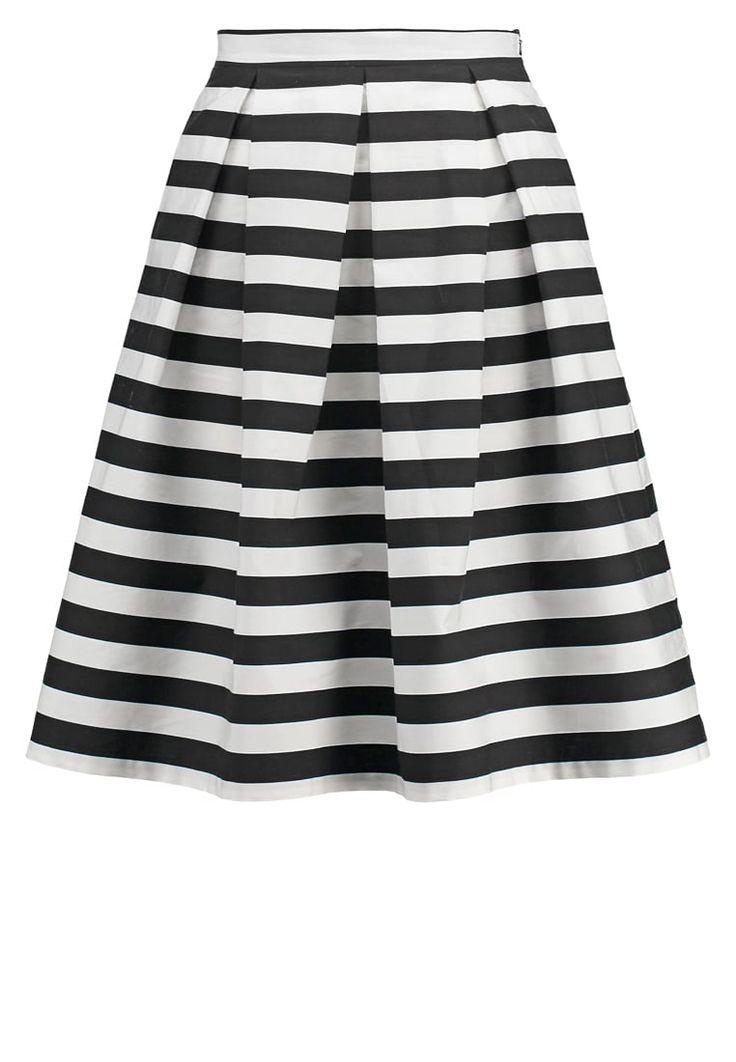 A-lijn rok mint&berry A-lijn rok - black/white Zwart: € 39,95 Bij Zalando (op 22-4-16). Gratis bezorging & retournering, snelle levering en veilig betalen!