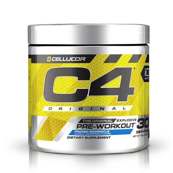 Cellucor C4 Original Pre Workout 30 Servings
