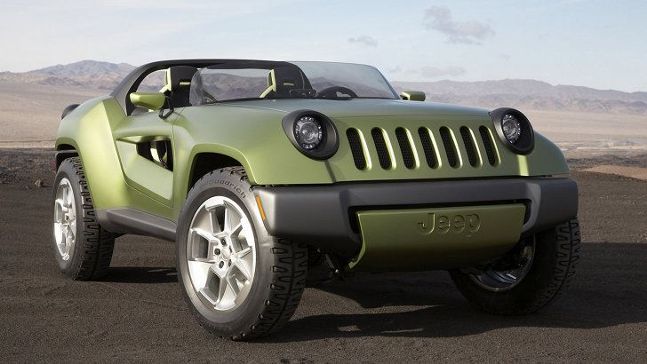 Small Jeep to be Built by Fiat in Italy | Fun | Pinterest ...