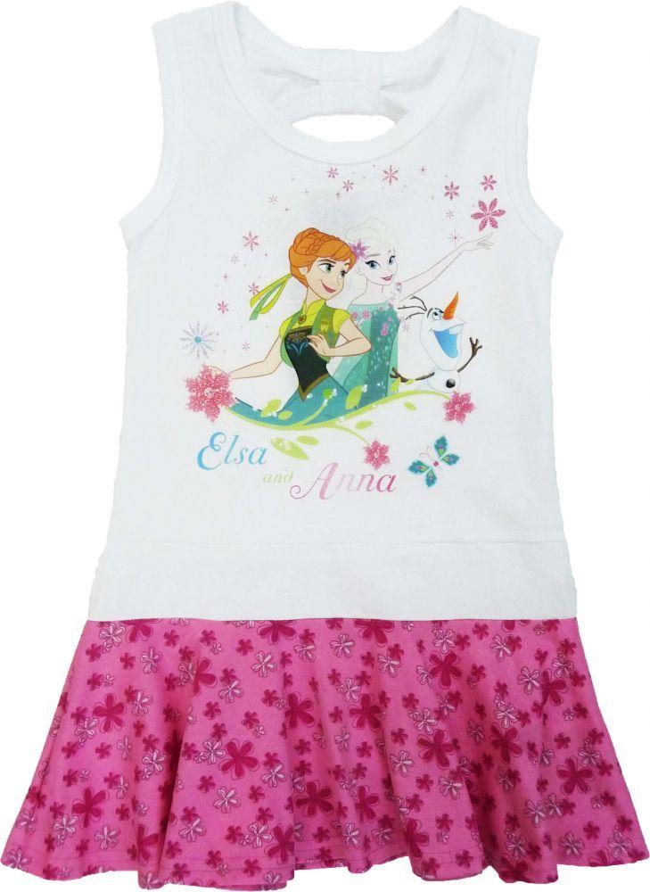 BabyTreasure- Φόρεμα καλοκαιρινό Frozen Disney - Frozen - 18,50€