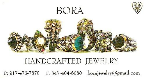 I love anything Bora,,,,not your everyday  everyday kind of jewelry
