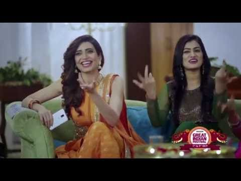 #BadeDilWale jugalbandi with Manish Paul and Karishma Tanna - YouTube