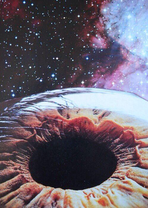 Universo mirando al universo