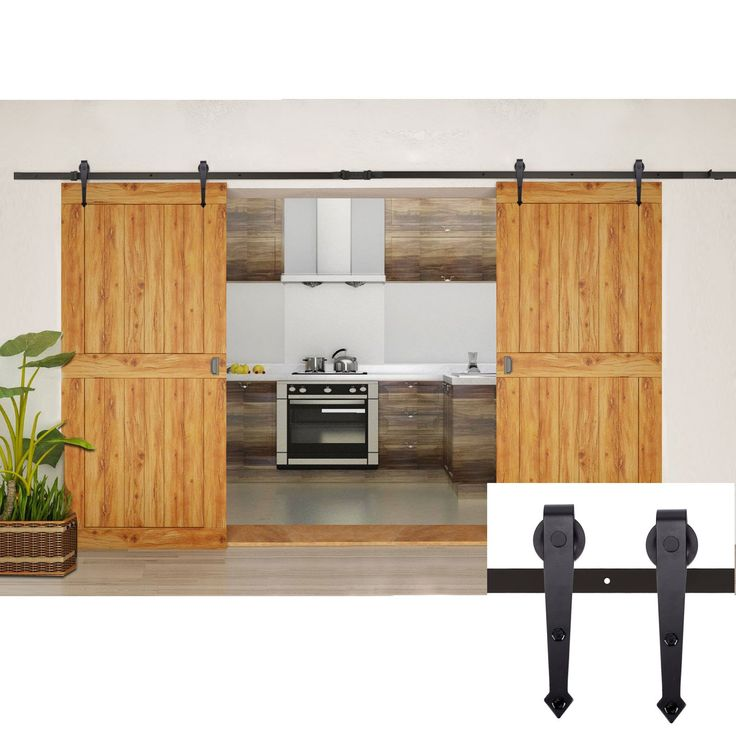 17 best ideas about exterior barn door hardware on for 12 foot sliding barn door hardware