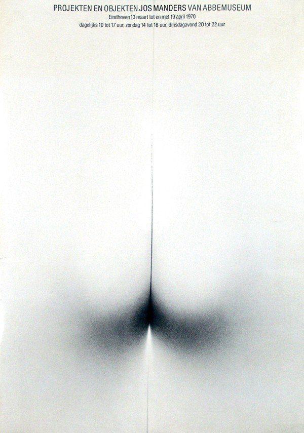 Posters(2) by Jan van Toorn - Projekten en Objekte