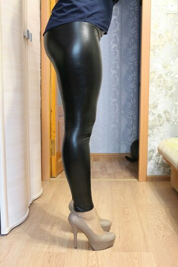 Charming Autumn Leather Leggings  #leatherleggings #leggings    The best fit and look